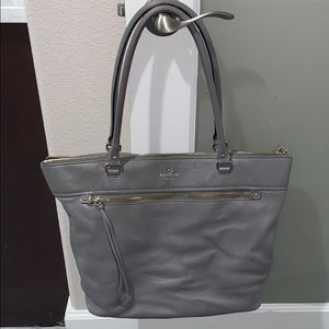 GUC Kate Spade Leather Tote